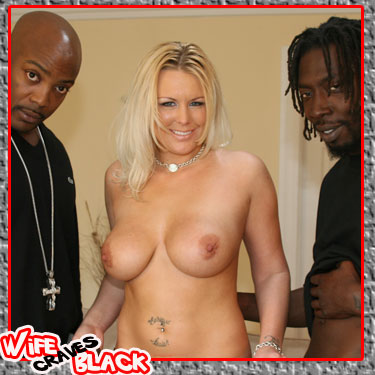 Wife craves black interracial are not